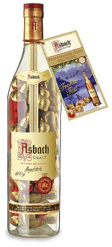 Asbach-Pralinen Flasche Weihnachten, 1er Pack (1 x 400 g)