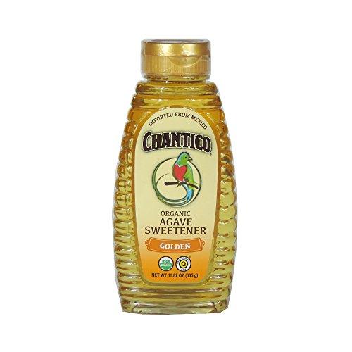 Chantico - Organic Agave Sweetener - Golden - 335g (Case of 8)
