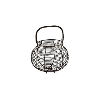 Aubry Gaspard Metal Egg Basket