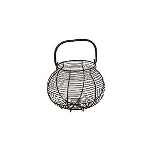 traditionelle franz sisch stil draht eierkorb k che haushalt. Black Bedroom Furniture Sets. Home Design Ideas
