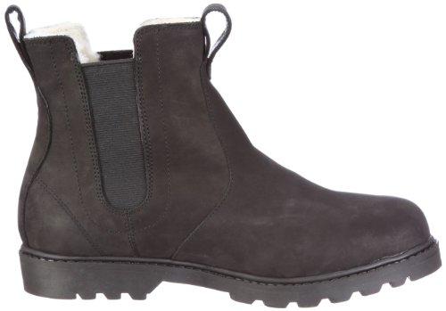 Shepherd KLAS OUTDOOR Herren Chelsea Boots Schwarz (BLACK 10)