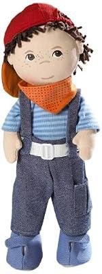 Juguetes Haba muñeca blanda Graham por HABA