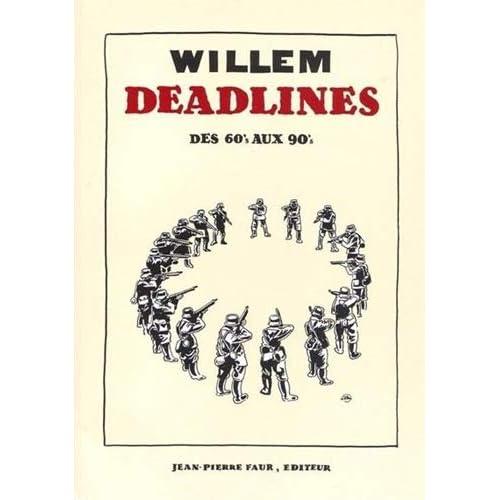 Deadline'S - des 60'S aux 90'S