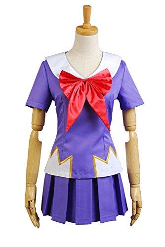 Future Diary Gasai Yuno Cosplay Kostüm Damen XXL