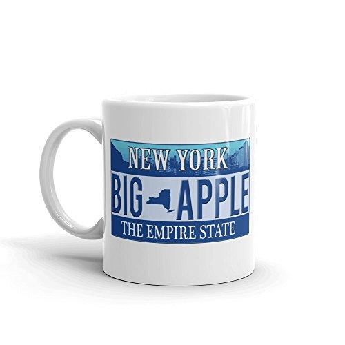 DV Mugs Ltd New York USA Kaffeetasse #4800, hochwertig, 284 ml