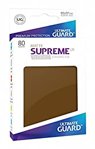 Ultimate Guard ugd010567UX Supremo japonés tamaño Funda Tarjeta Caso