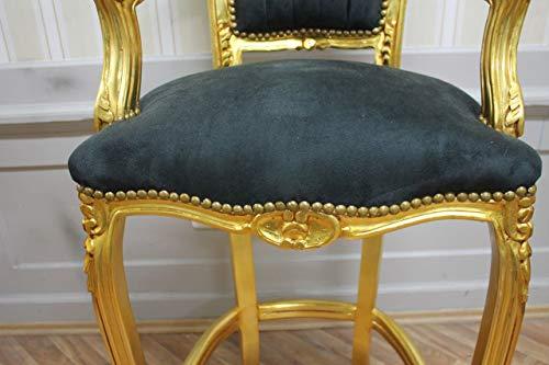 Louisxv sedia barocco sgabello sedia cerimonia alch0323agosw di