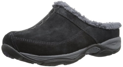 easy-spirit-active-exchange-womens-black-nubuck-leather-mules-shoes-uk-5
