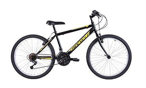 """Biocycle Anexo 26\"""" Bicicleta de Montaña, Hombre, Negro, M"""