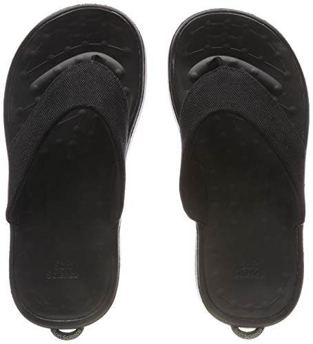 e37861578477 SoftScience Skiff Flip Flop Canvas UC0028TBK Zapatos