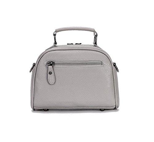 Wild Messenger Bag Einfache Schultertasche Handtasche Lässige Mode Atmosphäre Pink