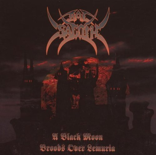 A Black Moon Broods Over by Bal Sagoth (2011-03-22)