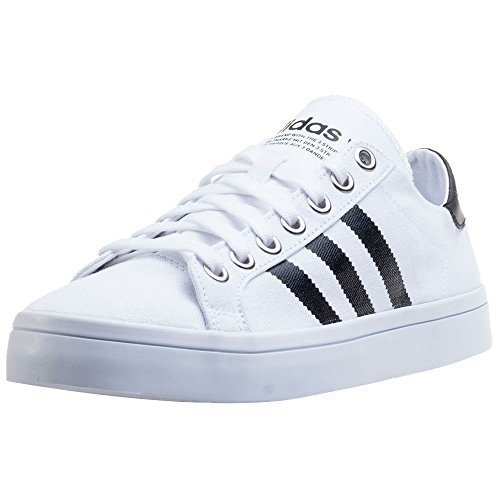 adidas Courtvantage, Basket homme White Black