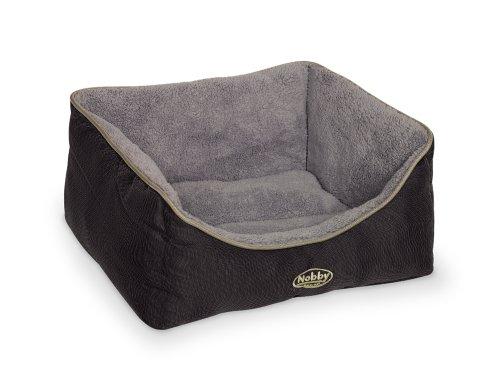 "Nobby 71449 Komfort Bett für Hunde Eckig ""Ringai"" 60 x 48 x 19 cm"