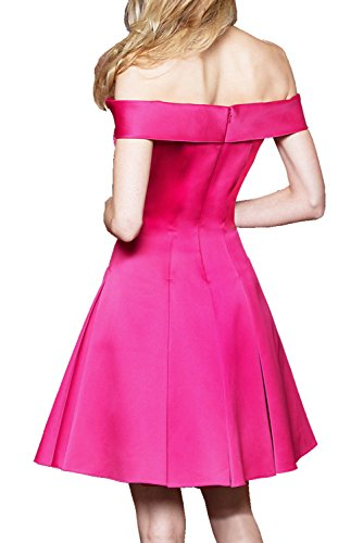 Ivydressing -  Vestito  - linea ad a - Donna Pink