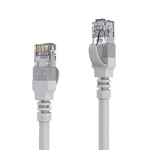 PureLink MC1001-450CAT6A Netzwerkkabel S/FTP AWG 26 LSZH, halogenfrei, 45.0m Grau (Ed-drucker)