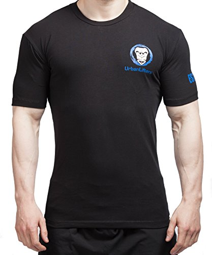 T-Shirt Urban Lifters Athlete Fit - Gym / Crossfit (M)