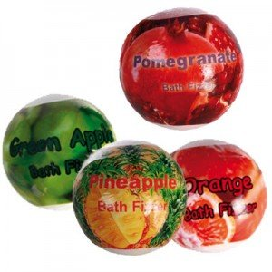 Bombe de bain parfum fruit Parfum Ananas