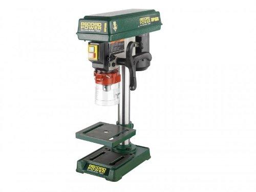 Record Power DP16B Tischbohrmaschine mit 33-cm-Säule und 1/2-Zoll-Spannfutter