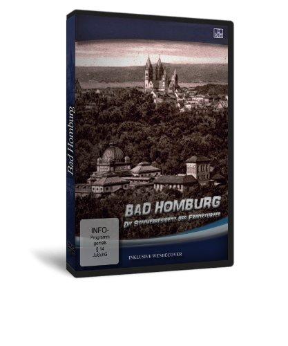Preisvergleich Produktbild Bad Homburg - Die Sommerresidenz der Frankfurter