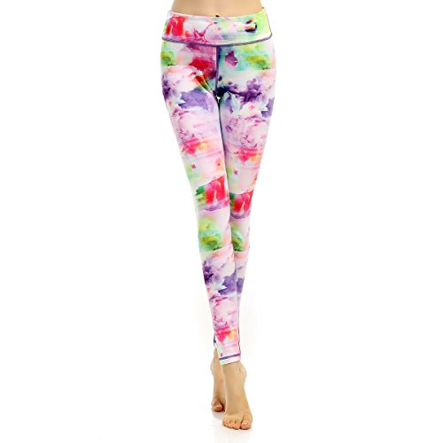 Leggings Womens Yoga SOUTEAM pantalones fitness ligero