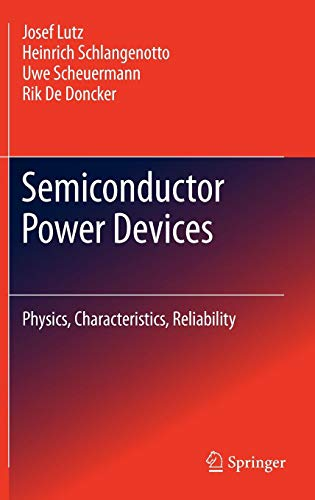 Semiconductor Power Devices: Physics, Characteristics, Reliability - Semiconductor Power Devices