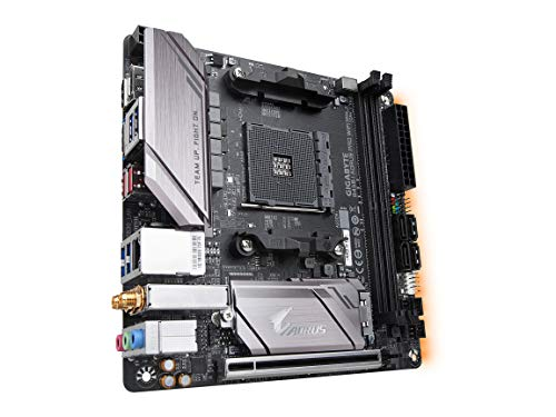 Gigabyte B450 I AORUS PRO WIFI Mini ITX AM4 Motherboard