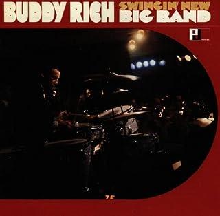 Swingin' New Big Band by Buddy Rich Big Band (B000005H1Q) | Amazon Products
