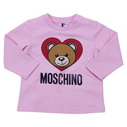 Moschino t-shirt bimba 2018-2019 rosa, 12 m