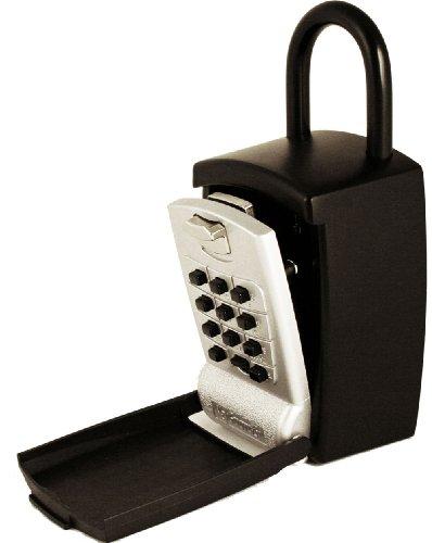 KeyGuard SL-501 Punch Button Large Capacity Key Storage Shackle Lock Box by KeyGuard (Key Storage Lock-boxen)