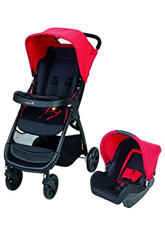 Poussette Safety 1st Amble Pack Duo, rouge