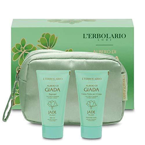 Antriebswelle aus Jade Erbolario Beauty Pochette