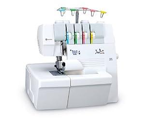 Máquina de coser Jata OL900 (overlock / remalladora de 2, 3 y 4 hilos 1 y 2 agujas)