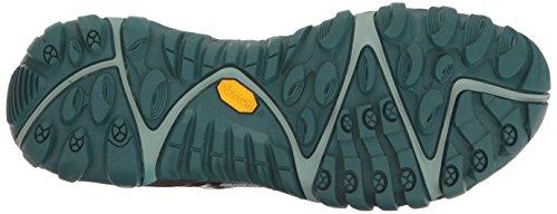 Merrell All Out Blaze Aero Sport, Chaussures de Randonnée Basses Femme Multicolore (Sea Pine)