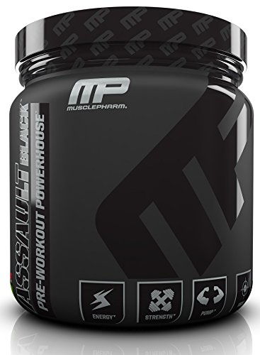 Muscle Pharm – Assault Nero Pre - 41a%2BafSsTSL