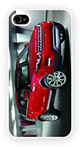 Range Rover Evoque Red, iPhone 6+ (PLUS) cas, Etui de téléphone mobile - encre brillant impression