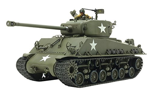Tamiya 35346 '1: 35 US M4 A3E8 Sherman Easy Eight Euro Veicolo