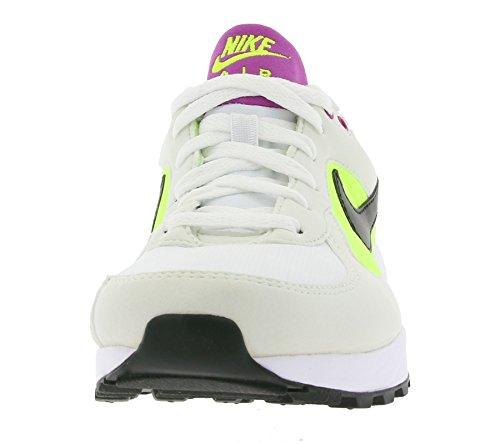 cheaper e13f0 e5a62 ... Nike Herren Air Icarus Nsw Laufschuhe Weiß   Schwarz   Gelb   Violett  (Summit Weiß ...