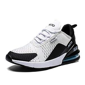 Scarpe Running Sneakers Uomo Donna Sport Scarpe da Ginnastica Fitness Respirabile Mesh Corsa Leggero Casual all'Aperto 1 spesavip