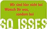 Rannenberg & Friends Schneidebrett mit Spruch, 23x 14cm