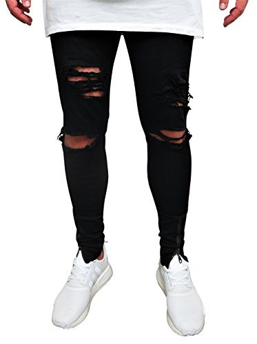 *FsO* -  Pantaloni sportivi  - Uomo Schwarz / night black