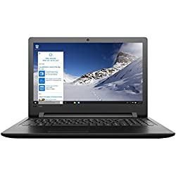 Lenovo Ideapad 110 80UD014CIH 15.6-inch Laptop (6th Gen Core i5-6200U/8GB/1TB/DOS/2GB Graphics), Black Texture