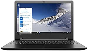 Lenovo Ideapad 110 80UD014CIH 15.6-inch Laptop (6th Gen Core i5-6200U/8GB/1TB/DOS/2GB Graphics), Black Texture
