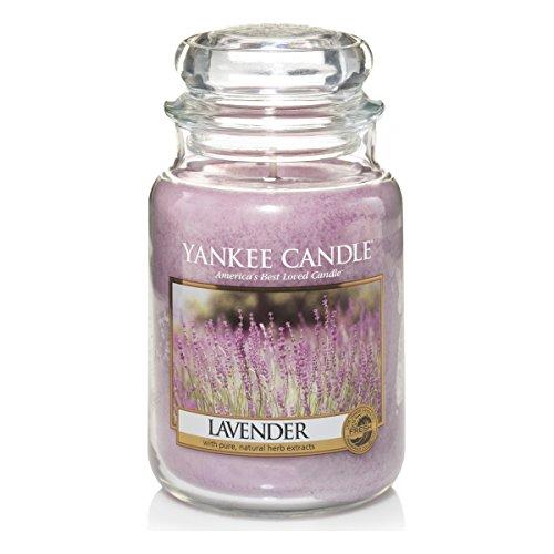 Yankee Candle Large Jar Candle, Lavender