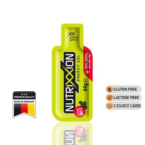 Nutrixxion ENERGIE GEL Set 44g Geschmack XX