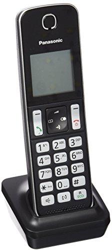 Panasonic KX-TGDA30EXB - Teléfono inalámbrico Gran