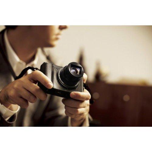 Bild 6: Sony DSC-HX60 Digitalkamera (20,4 Megapixel, 30-fach opt. Zoom, 7,5 cm (3 Zoll) LCD-Display, Exmor R CMOS Sensor, NFC/WiFi) schwarz