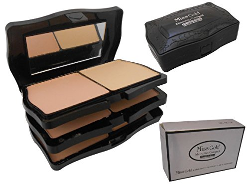 Miss Gold Meteorites 5 in 1 Compact Pressed Powder, 58g
