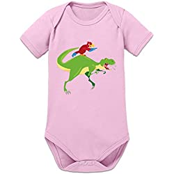 Shirtcity Body bebé Parrot On T-Rex