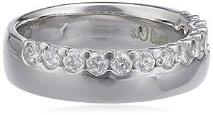 s.Oliver Jewel Damen-Ring Silber 925 SO809/1 417846